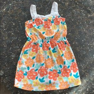 🌺Gymboree🌺girls size 7 flower dress